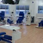 Salle de soins avec les fauteuils ComfortLine spécial